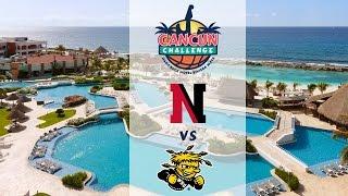 2016 Cancun Challenge WBB | Northeastern vs. Wichita State (No Audio)
