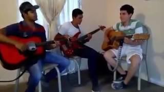 Tu ni nadie me detiene (cover -Alexis y Abdiel)
