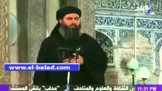 مازيكا شعبان عبدالرحيم يحارب داعش بأغنية يأبوكر يا بغدادي يازعيم المجرمين تحميل MP3