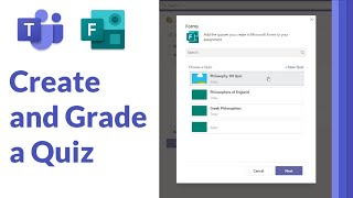 How to create a quiz in Microsoft Teams