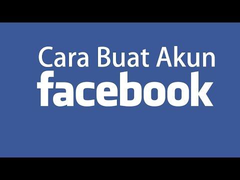 Video Cara daftar FB | Cara Buat Akun Facebook Baru