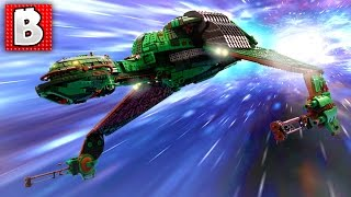 This is LEGO!!! TOP 10 Weekly MOCs | Klingon Bird of Prey by Kevin J Walter