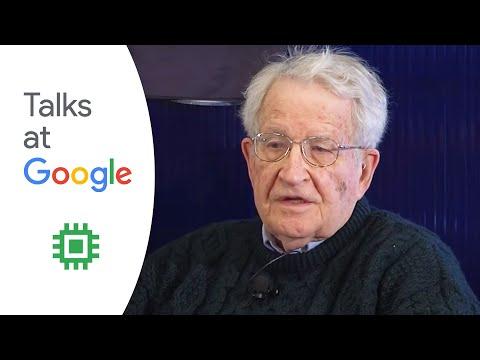 Noam Chomsky 2014   Talks at Google