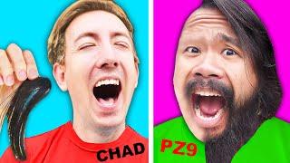 Best PRANK Wins April Fools Challenge! Funny DIY Pranks Battle on Spy Ninjas Friends at Safe House!