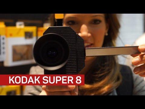 Kodak's revamped Super 8 camera will make film purists drool