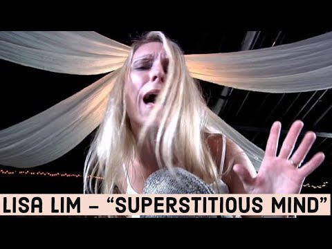 "Lisa Lim ""Superstitious Mind"" Official Music Video"