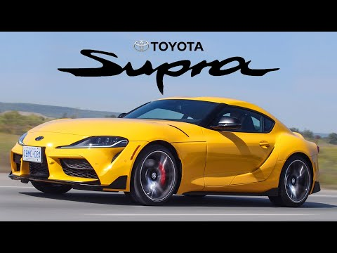 External Review Video Y3SFqML0TIM for Toyota GR Supra Sports Car (5th gen J29/DB)