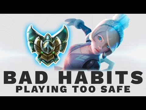 Low Elo Bad Habits: Playing too Safe