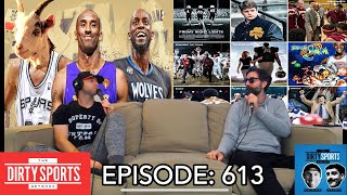 EPISODE 613: Tim Duncan is the GOAT Power Forward