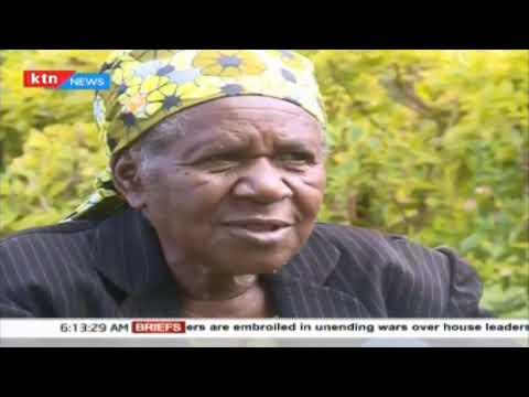 Meet the Nurse who delivered Kenya's fourth President Uhuru Kenyatta