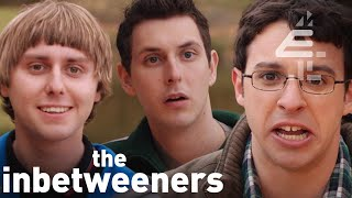 BEST OF THE INBETWEENERS | Funniest Moments From Series 3