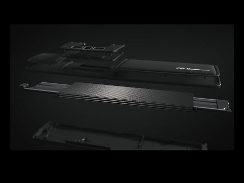 Mousetrapper Advance 2.0 Black/White