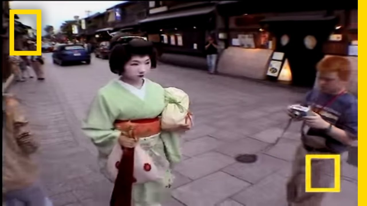 Japan Geishas   National Geographic thumbnail