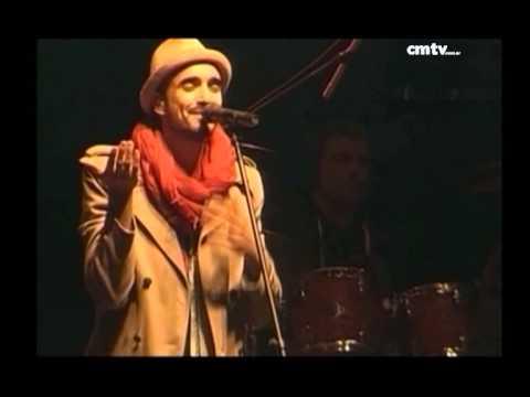 Abel Pintos video Sueño dorado - Calafate 2014