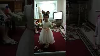 Аня Лещенко, 2 года, нефробластома, спасет химиотерапия