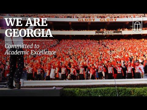 University of Georgia - video