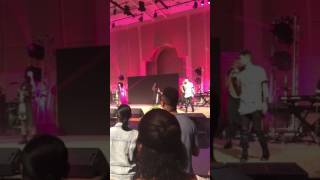 """Tye Tribbett """"The Bloody Win Tour"""" You Are Everything"""