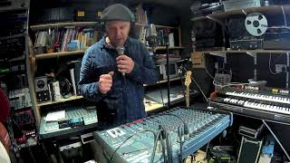 Using a MIXING DESK - the basics and what you need to know.