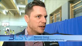 DURCHSTARTEN mit BASKETBALL gewinnt Quantensprung 2020