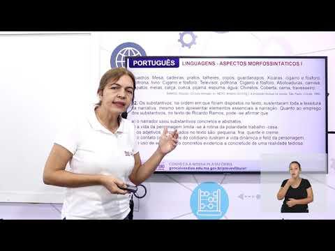 Aula 07 | Gêneros narrativo e descritivo - Parte 03 de 03 - Exercícios Resolvidos - Português