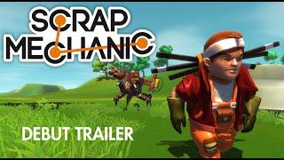 videó Scrap Mechanic