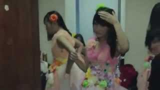 Intip Haruka JKT48 Ganti Baju