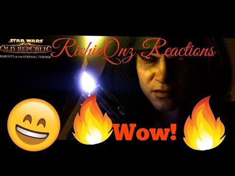 Reaction- Star wars the Old Republic, BETRAYED