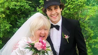 David Dobrik Married Jason Nash's Mom In Ultimate Prank