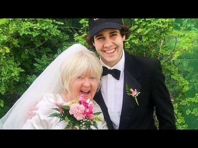 David Dobrik Married Jason Nash's Mom In Ultimate Prank