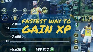 NBA Live 19: The Fastest Way To Gain XP and Traits