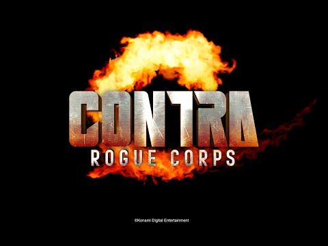 CONTRA: ROGUE CORPS LAUNCH TRAILER