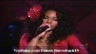 """Ashanti ft. Charli Baltimore - """"Baby"""" """"Happy"""" Live (2002)"""