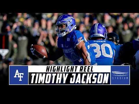 Timothy Jackson Top Plays Through Week 12 (2019) | Stadium