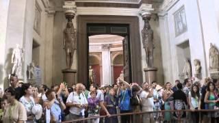 Смотреть онлайн Экскурсия по музеям Ватикана в Риме