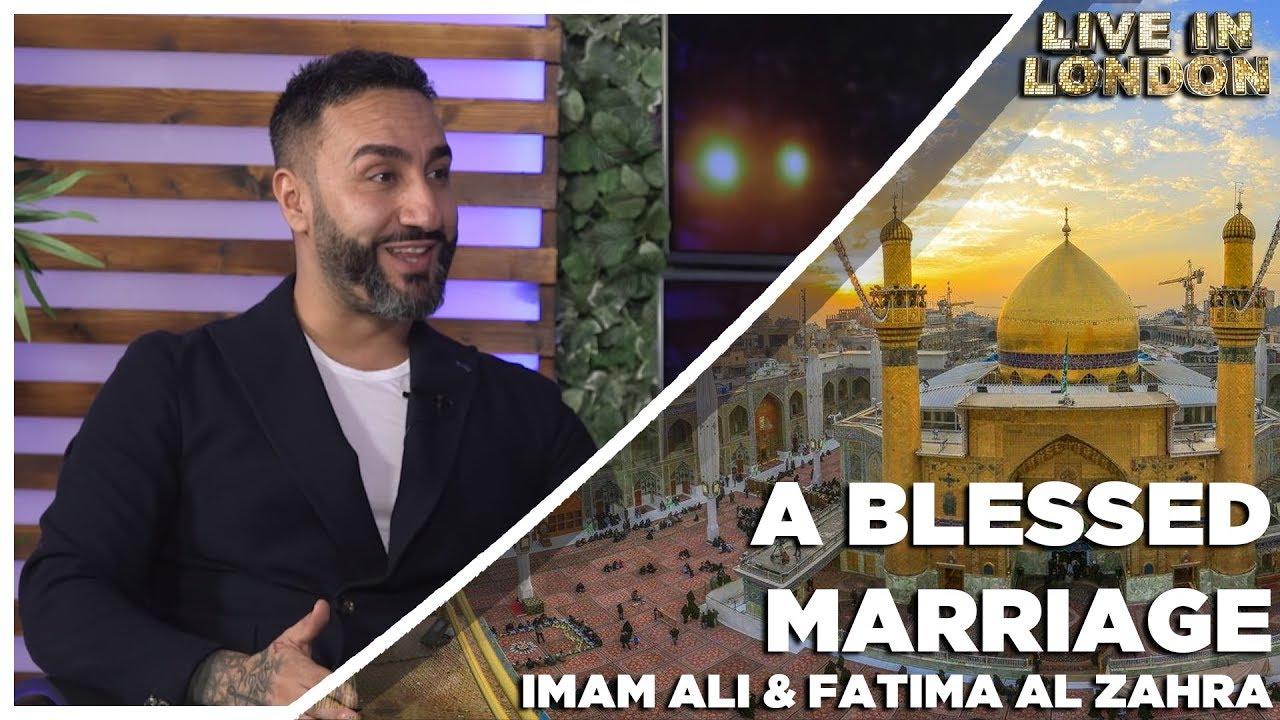 A blessed Marriage – Imam Ali & Fatima Al Zahra | Episode 3 Live in London