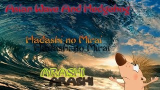 Реакция/Reaction ARASHI - Hadashi no mirai