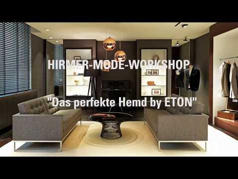 HIRMER Mode-Workshop: Das perfekte Hemd by ETON