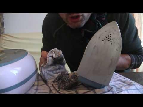 comment nettoyer la semelle d'un fer à vapeur