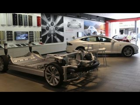 Tesla more valuable than Ford, GM