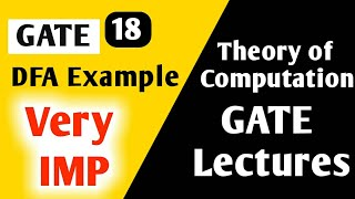 Theory of Computation Example | Construct DFA String Ends with abb | TOC GATE Lectures