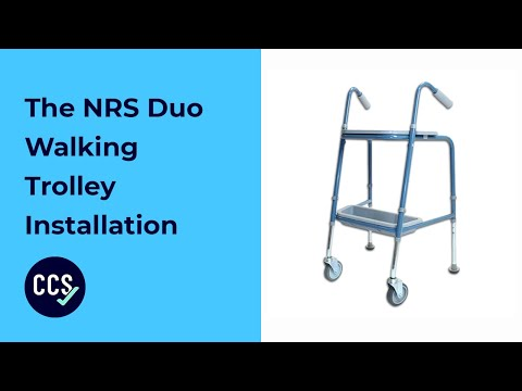 Duo Walking Trolley - Assembly Guide