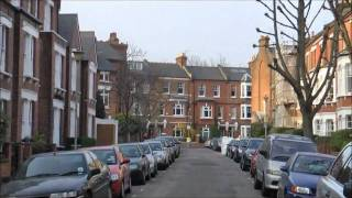 preview picture of video 'Ballade a Belsize Park'