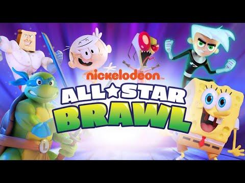 Nickelodeon All-Star Brawl Announcement Trailer