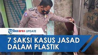 Polisi Periksa 7 Saksi Kasus Jasad Dalam Plastik di Bogor, Termasuk Kekasih Korban