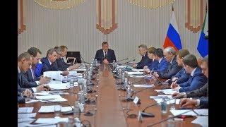 Юрий Трутнев в Хабаровске провел совещание по вопросам развития лесопромышленного комплекса на Дальнем Востоке