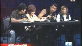 Alyssa Quijano (Boot Camp Round 3 X Factor Ph)