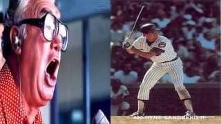 MLB - CUBS 1984 RADIO CALLS(HARRY CARAY, LOUBOUDREAU & MILO HAMILTON)