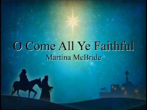 Epiphany Day 12 Come All You Faithful
