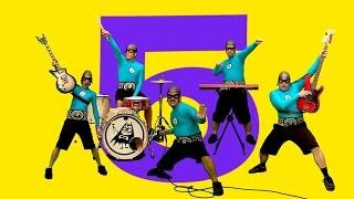 The AquaBats! 2010 Tour Intro!