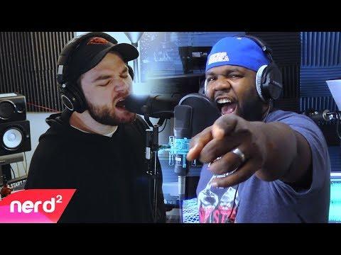 Apex Legends vs Fortnite Rap Battle w/ FabvL [Live Performance]  #NerdOut